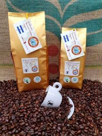 El Salvador Bourbon Honey Organic