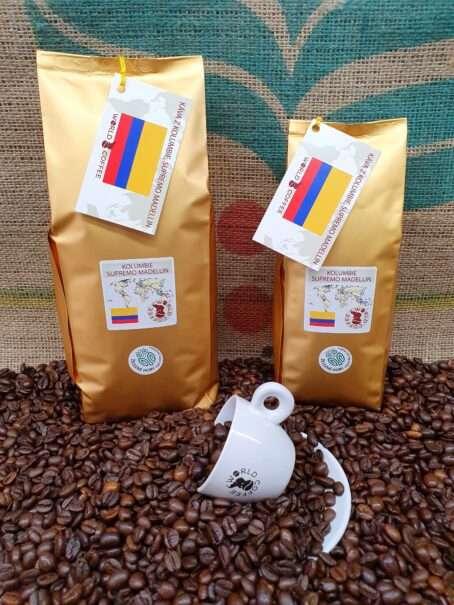 World Coffee - Kolumbie