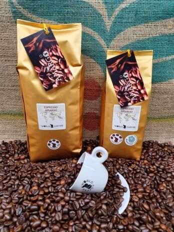 Káva Espresso Amargo