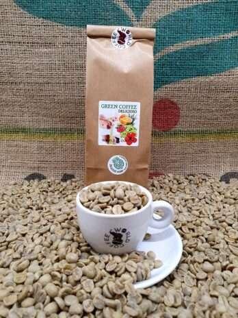 Green Coffee Delicioso