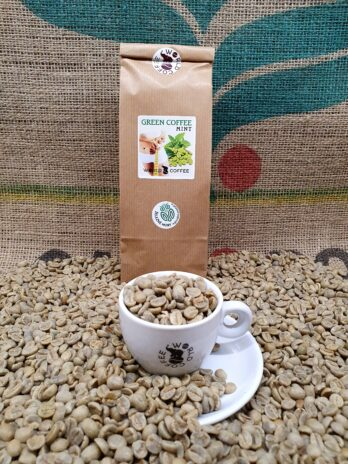 Green Coffee Mint