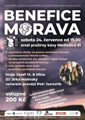 World Coffee Benefice Morava